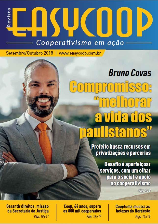Edição 22 - Bruno Covas