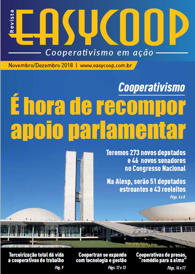 Edição 23 - Hora de recompor apoio parlamentar