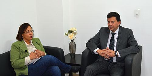 Entrevista com o secretário de Desenvolvimento Social, Floriano Pesaro